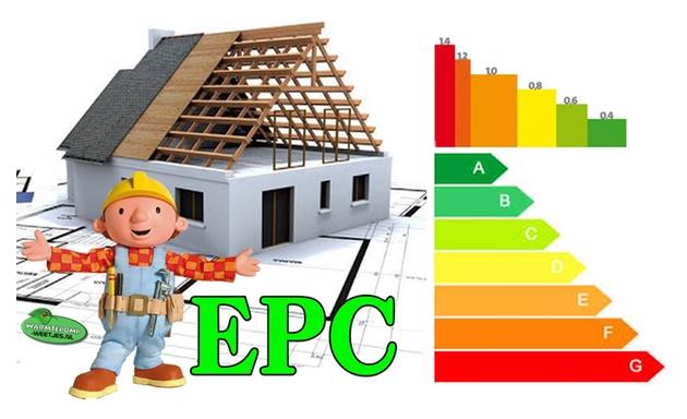 EPC warmtepomp woning