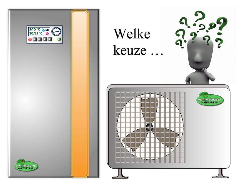 kiezen van een goede warmtepomp