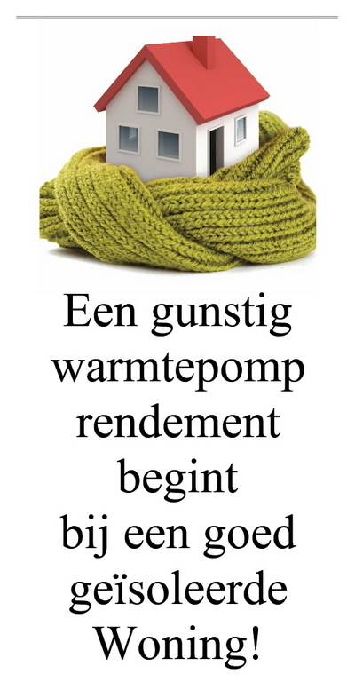 gunstig rendement isolatie offerte