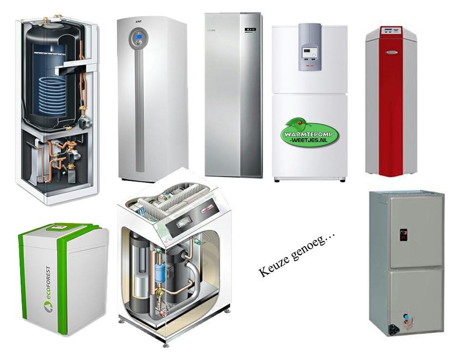 Warmtepomp keuze hulp