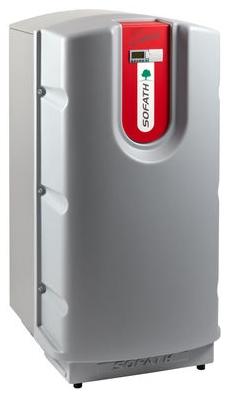 Warmtepomp jasje
