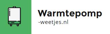 Warmtepomp-weetjes.nl